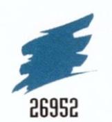 Nupastel Stick 205P Peacock Blue
