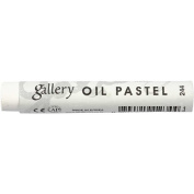 Mungyo Gallery Extra Soft Oil Pastel Individual - White
