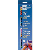 Loew-Cornell Large Oil pastels, 24-Count