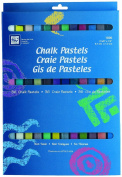Loew-Cornell Chalk Pastels, 36-Count