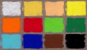 12 Student Grade Basic Colour Pastels