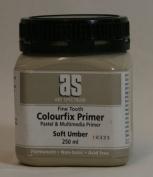Colourfix Sanded Pastel Grounds Soft Umber 250 ml (8.5 oz) jar