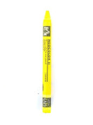 Caran d'Ache Neocolor II Aquarelle Water Soluble Wax Pastels golden yellow [PACK OF 10 ]