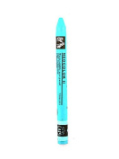 Caran d'Ache Neocolor II Aquarelle Water Soluble Wax Pastels turquoise green [PACK OF 10 ]