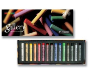 Mungyo Gallery Soft Pastels Cardboard Box Set of 30 - Assorted Colours