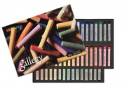 Mungyo Gallery Soft Pastels Cardboard Box Set of 60 - Assorted Colours