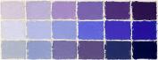 Unison Soft Pastels- Blue Violet Values 1-18