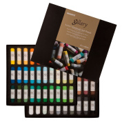 Mungyo Gallery Handmade Soft Pastel Set of 60 - Landscape Colours