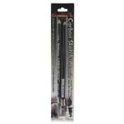 General Pencil Company Carbon Sketch Pencils & Sharpener