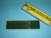 Swan Pencil Co Inc Othello Drawing Pencils 982 Hexagon 2H Made in USA Sold By The Individual Pencil