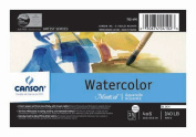 Canson Montval Watercolour Paper 10cm . x 15cm . block of 15