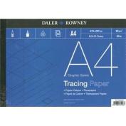 Daler Rowney Tracing Pad A4