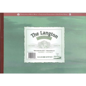 Daler Rowney The Langton Paper Pad Gummed NOT - A4 [Toy]