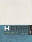 Hemp Watercolour Paper Pack 28cm x 36cm