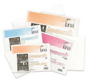 Lanaquarelle Watercolour Paper 140 lb. Block 18cm x 25cm - Cold Press