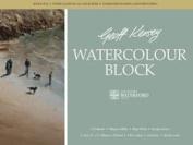 """Geoff Kerseys Watercolour Block 12 x 9"""""""