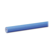 Pacon - Fadeless Art Paper Roll, 120cm x 50', 50 lb., Brite Blue, Sold as 1 Roll, PAC 57175