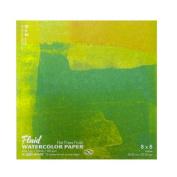 Fluid Watercolour Hot Press Block 16X20