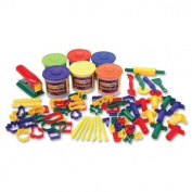 CKC9783 - ChenilleKraft Classic 84pc Playdough and Tool Set