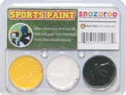 Snazaroo Packers Colour Pack Face Makeup Paint Kit