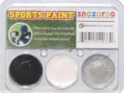 Snazaroo Raiders/Eagles Colour Pack Face Makeup Paint Kit