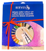 Reeves Deluxe Watercolour Gift Set