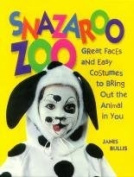 SNAZARO ZOO BOOK Snazaroo Face Painting Book
