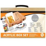Acrylic Colour Box Set