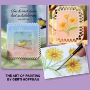 Ecstasy Crafts Pergamano Book The Art Of Painting By Gerti Hoffman English
