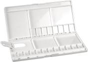 Plastic Folding Watercolour Palette Box