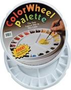 Speedball Colour Wheel Palette 31cm . diameter