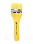 Martin/F. Weber Prima Artist Hake & Wash Brushes white bristle wash 7 short handle