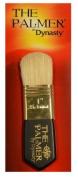 The Palmer by Dynasty - 2.5cm White Bristle Filbert Palmer Brush