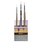 Global Art Materials Escoda Joseph Zbukvic Watercolour Brush Set No.1