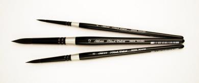 Silver Brush SLM-Basic Susan Louise Moyer Basic Silk Painting Watercolour Set, 3 Per Pack