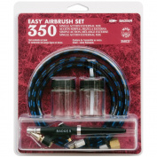 Badger Air-Brush Company 350 Easy Airbrush Set