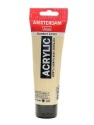 Amsterdam Standard Series Acrylic Paint Naples yellow red light 120 ml [PACK OF 3 ]