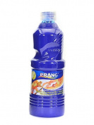 Prang Ready To Use Tempera Paint blue 470ml [PACK OF 4 ]
