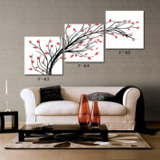 Modern Abstract Huge Wall Art Painting On Canvas No frame with ART-053