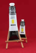 Winsor & Newton Artists Acrylic - Cadmium Yellow Light 200ml Tube