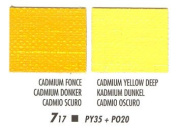 Blockx Cadmium Yellow Deep Oil Paint, 200ml Tube