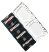 Mission Gold Water Colour Palette Set, 36 Colours