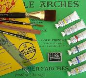 Paul Brand Watercolour Kit