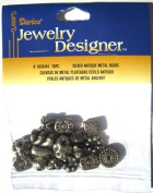 Silver Antique Metal Bead Mix