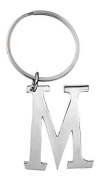 Large Initial Key Ring - M