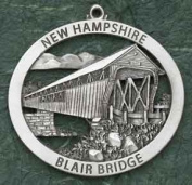 Hampshire Pewter - Blair Covered Bridge