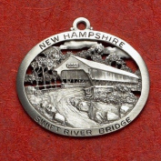 Hampshire Pewter - Swift River Bridge