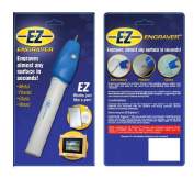 EZ Engraver - Engraves Almost Any Surface in Minutes- Works Like a Pen