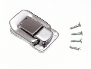 CASE CLASP TOGGLE FASTENING TRUNK CATCH 48MM X 33MM CHROME PLATED
