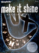 Simplicity Black Make It Shine Necklace Kit